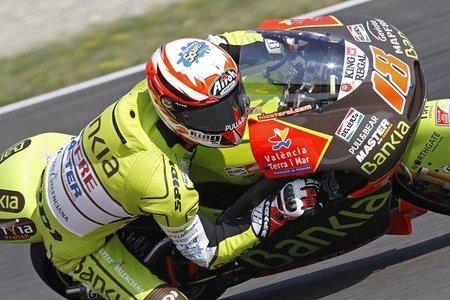 MotoGP Italia 2011: Nico Terol vuelve a poner las cosas en su sitio y gana en 125
