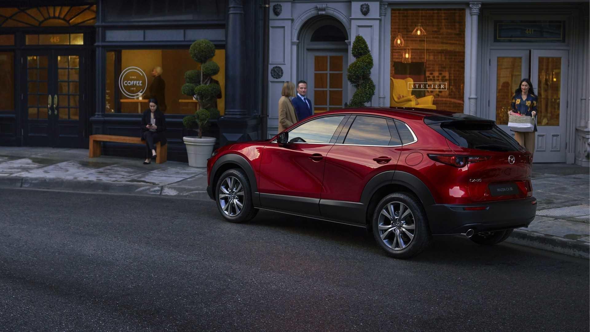 Foto de Mazda CX-30 (8/20)
