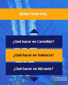 Tourist Móvil, lleva contigo la Comunitat Valenciana