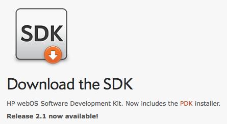 WebOS 2.1 SDK disponible para descarga
