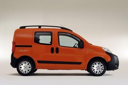 Fiat Fiorino Natural Power llega a España