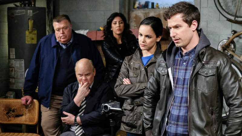 'Brooklyn Nine-Nine' renewed for a season 8 months before it reaches the seventh