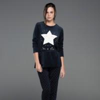 Pijama De Estrellas women secret