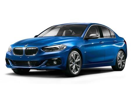 El BMW Serie 1 Sedán ya rueda en México y pronto estará a la venta