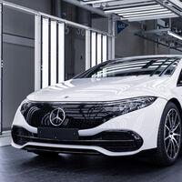 Mercedes-Benz EQS, el sedán eléctrico de lujo que sí llegará a México, entra a producción