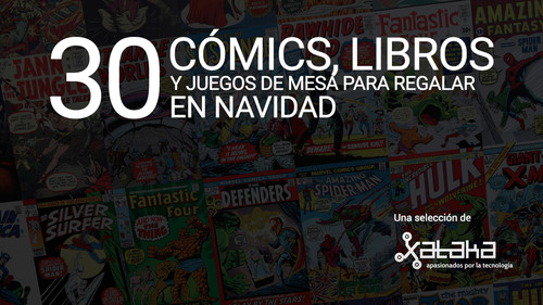 Lo mejor de 2015 para regalar en cómics, libros y juegos de mesa