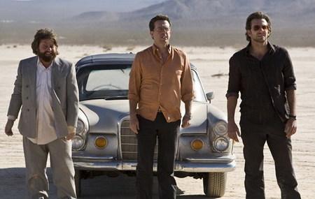 'Resacón en Las Vegas', rejuveneciendo la comedia