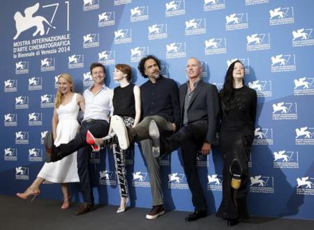 Emma Stone ya nos enamora en el Festival de Venecia