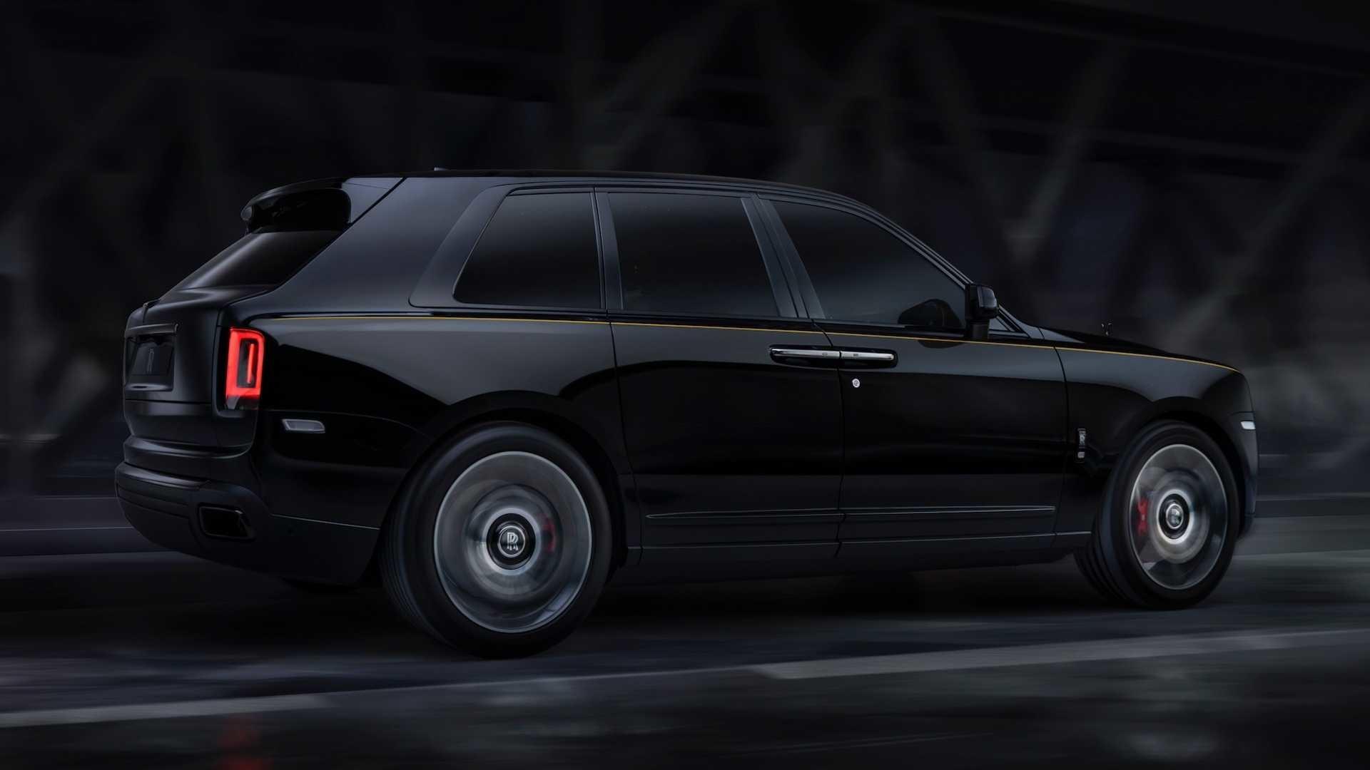 Foto de Rolls-Royce Cullinan Black Badge (6/26)
