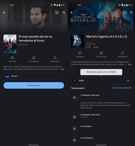 Play Películas Google Tv