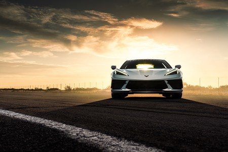 Hennessey C8 205 Mph Top Speed 3 Min