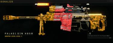 Cómo conseguir todos los camuflajes de Call of Duty: Black Ops 4 multijugador, incluido el oro, diamante y materia oscura