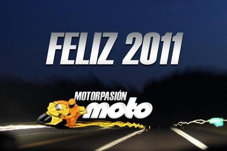 Motorpasión Moto os desea un feliz 2011