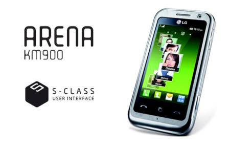 LG KM900 Arena, análisis
