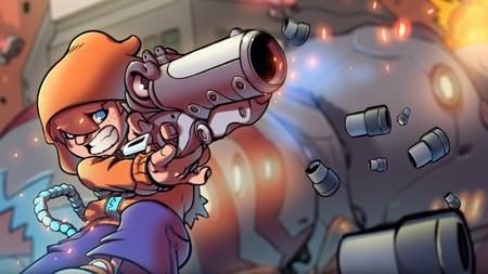 El frenético shooter Rise & Shine  llegará a PS4 el 18 de abril