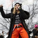 El discurso de Madonna en la marcha de las mujeres que la televisión no se atrevió a emitir