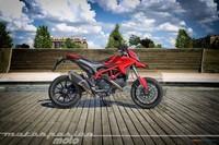 Ducati Hypermotard, prueba (características y curiosidades)