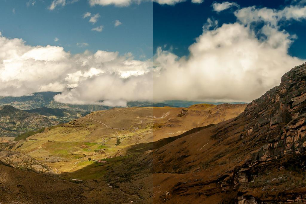 Cómo conseguir un estilo de filtro polarizador en nuestras fotos con Photoshop