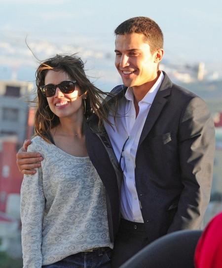 """Adriana Ugarte y Alex González, otros que dicen """"hasta aquí hemos llegado"""""""