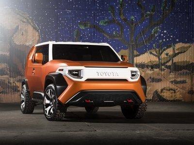 Toyota FT-4X Concept: un curioso y futurista todoterreno para Nueva York
