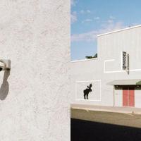 La fotógrafa Sinziana Velicescu nos muestra una minimalista ciudad de Los Ángeles
