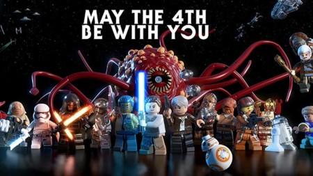 LEGO Star Wars: The Force Awakens nos muestra la historia que no aparece en la película