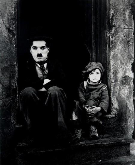 Foto Charles Chaplin