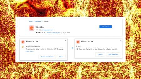 Google Chrome mostrará un aviso a los usuarios que instalen extensiones de desarrolladores nuevos o no considerados 'de confianza'