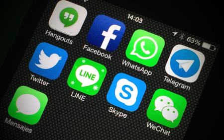 Así está la guerra por la mensajería con WhatsApp como líder