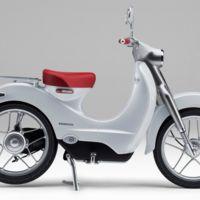 Tras vender más de 87 millones de motos, Honda nos enseña una Super Cub con baterías