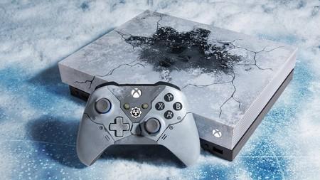 'Gears 5' tendrá su propio Xbox One X edición especial (y muy limitado) y sí, llegará a México