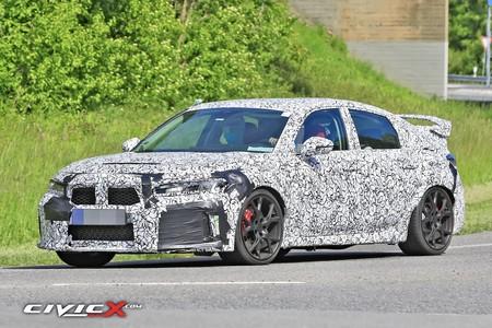 El próximo Honda Civic Type R ya está en desarrollo, parece más sobrio por fuera y podría ser híbrido