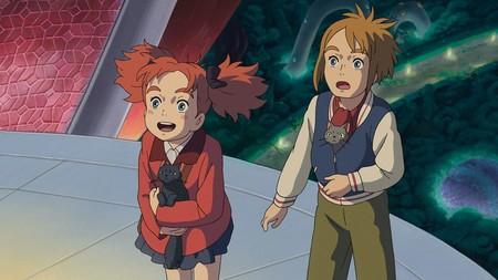 'Mary y la flor de la bruja': una bonita aventura infantil que demuestra que puedes copiar la estilo de Ghibli, pero no su magia