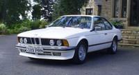 El BMW 635 CSi de Sean Connery, vendido en eBay