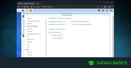 Cómo configurar eMule en tu NAS de Synology