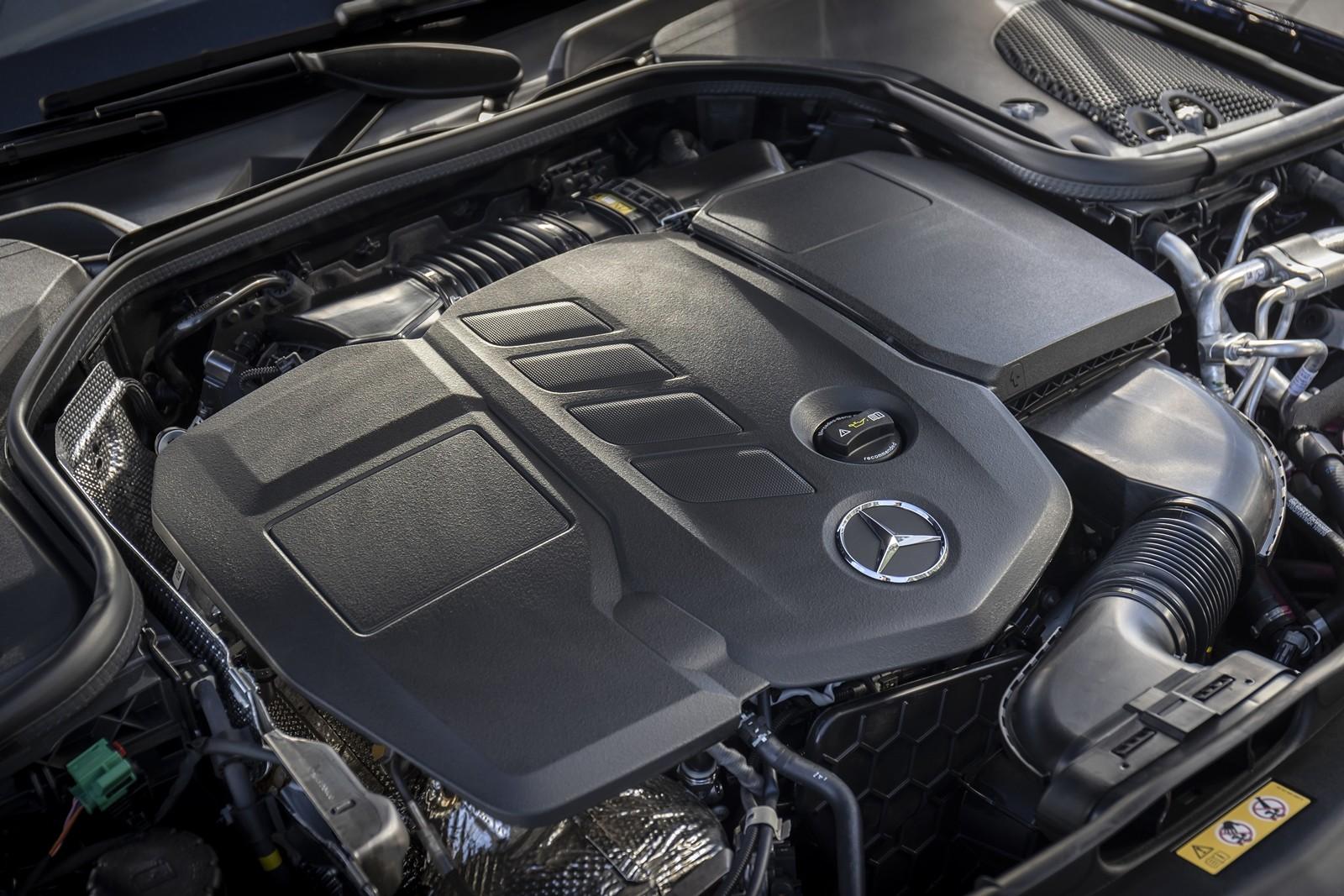 Foto de Mercedes-Benz Clase E 2020, prueba contacto (89/135)
