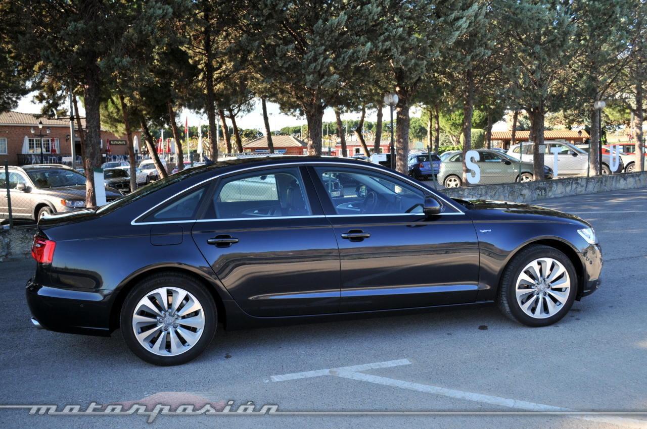 Foto de Audi A6 hybrid (prueba) (54/120)