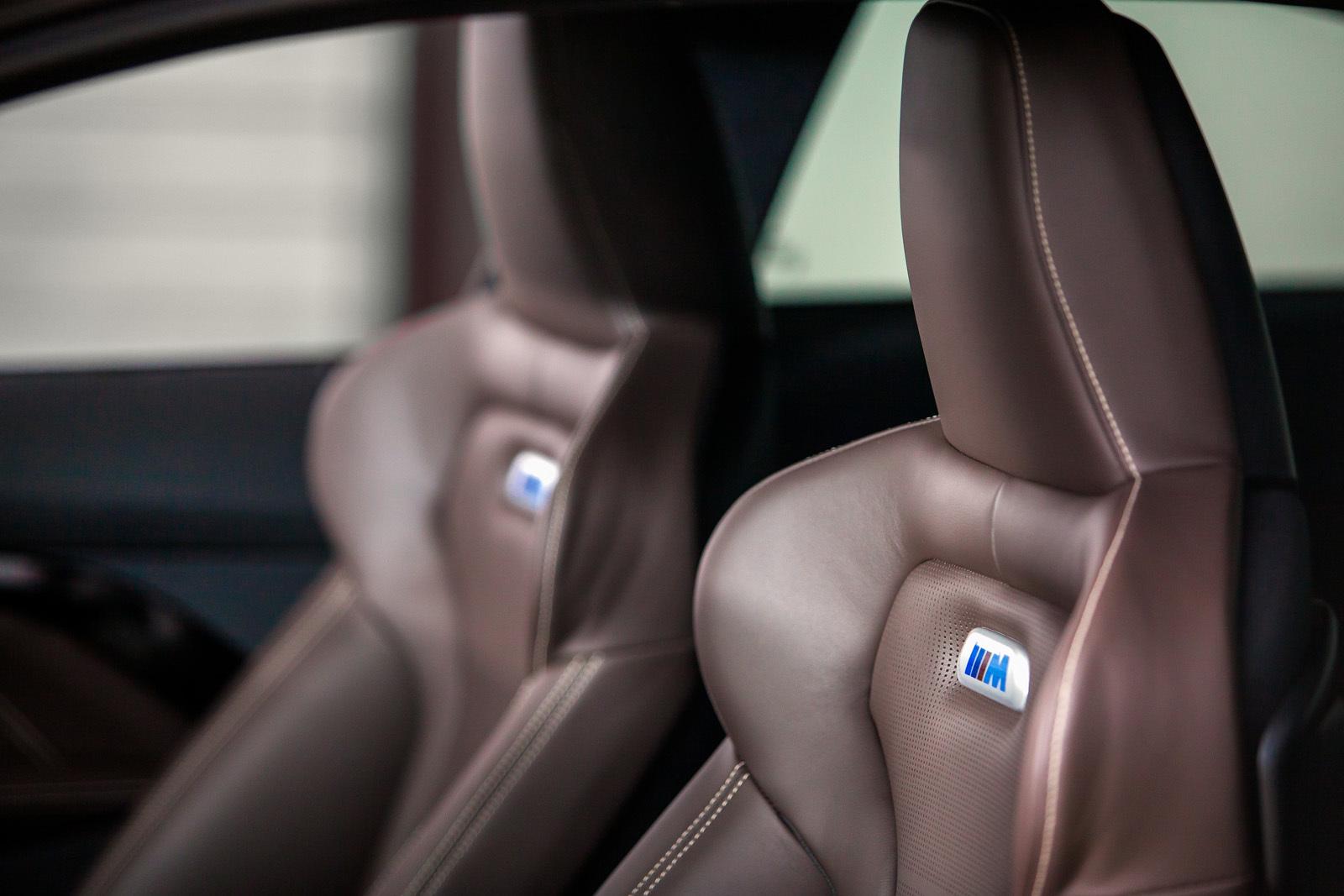 Foto de BMW M4 CS (19/60)