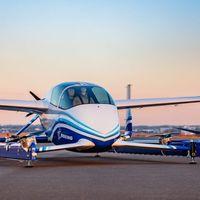 El coche volador autónomo de Boeing levanta el vuelo…durante 60 segundos