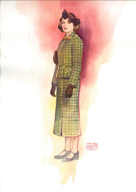 Motoe Dw Watercolours Daisy 2