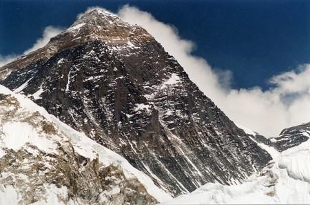 Esta antena se ha instalado en el Everest para medir su altitud exacta