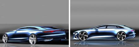 Audi Prologue Avant Concept 5