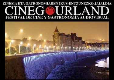V edición del Festival de Cine y Gastronomía Audiovisual Cinegourland