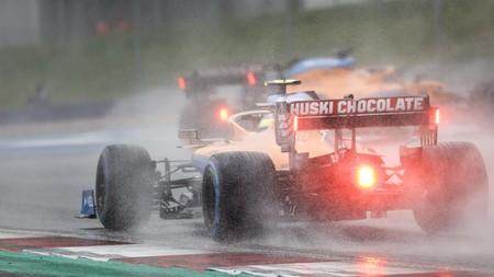 Norris Sainz Estiria F1 2020