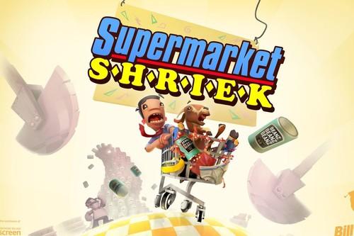 Análisis de Supermarket Shriek, el indie que pide a gritos que te juntes con un colega para hacer el cabra