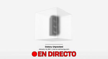 Samsung Galaxy Unpacked 2021: sigue la presentación de hoy en directo con nosotros
