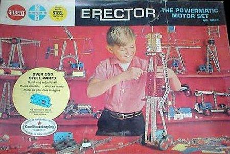 3D Erector Set... la película