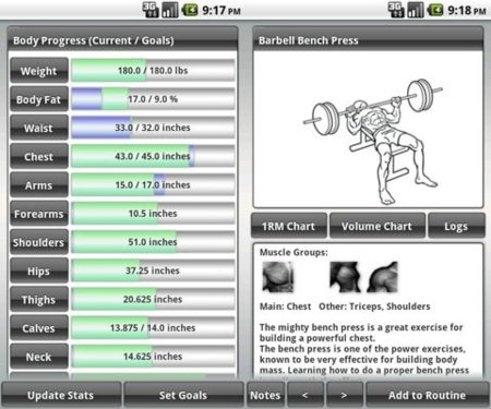 JFIT para Android