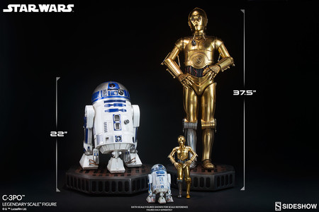Star Wars C 3po Legendary Scale 400153 14