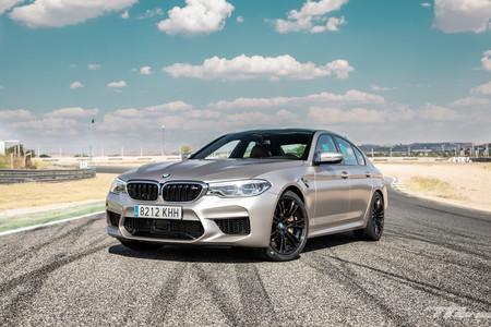 BMW M5 2018 Prueba